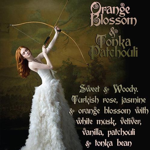 Orange Blossom & Tonka Patchouli Parfum