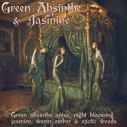 Green Absinthe & Jasmine Parfum
