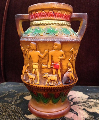 30's Tut's Tomb Pot