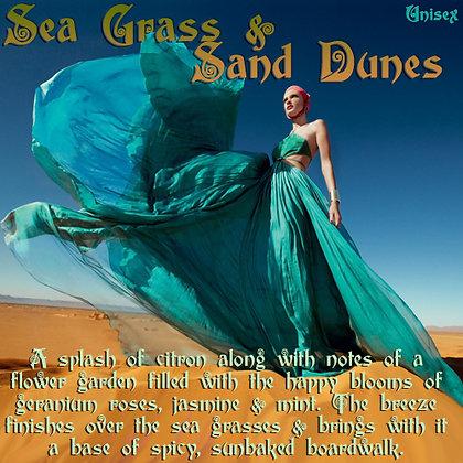 Sea Grass & Sand Dunes