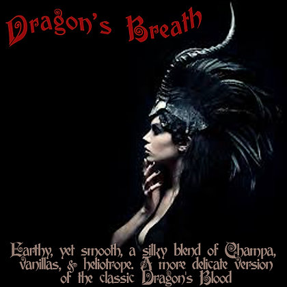 Dragons Breath Incense