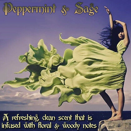 Peppermint & Sage Parfum