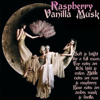Raspberry Vanilla Musk Parfum