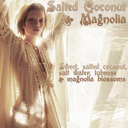 Salted Coconut & Magnolia Parfum
