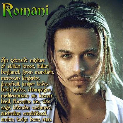 Romani (masculine)
