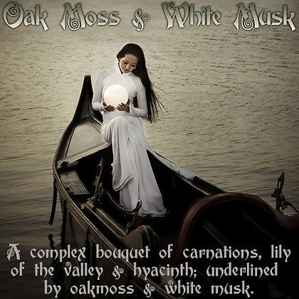 Oak Moss & White Musk Parfum
