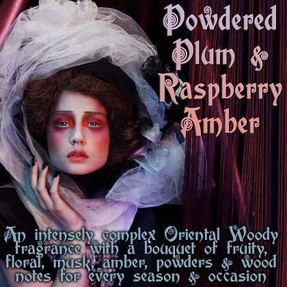 Powdered Plum & Raspberry Amber Parfum