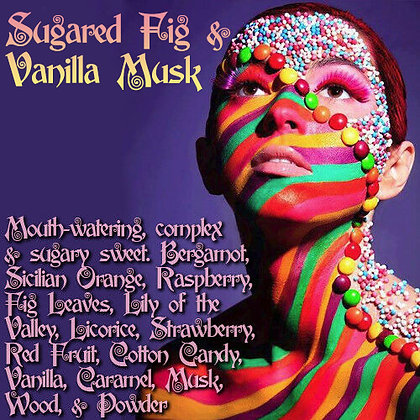 Sugared Fig & Vanilla Musk Parfum