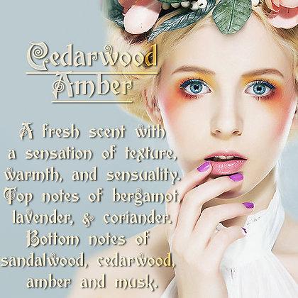 Cedarwood Amber