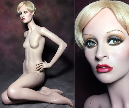 ~twiggy style~ by La Rosa Mannequins