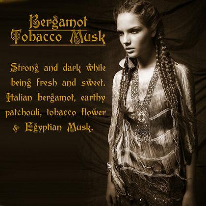 Bergamot Tobacco Musk