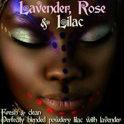 Lavender, Rose & Lilac Parfum