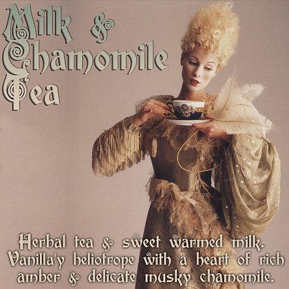 Milk & Chamomile Tea