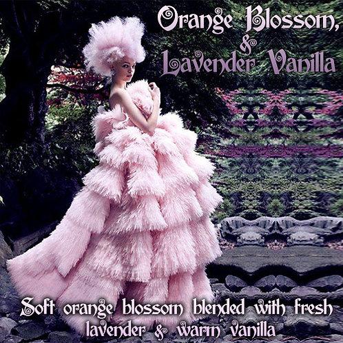 Orange Blossom & Lavender Vanilla Parfum