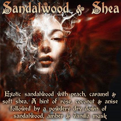 Sandalwood & Shea
