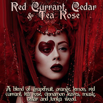 Red Currant, Cedar & Tea Rose Parfum