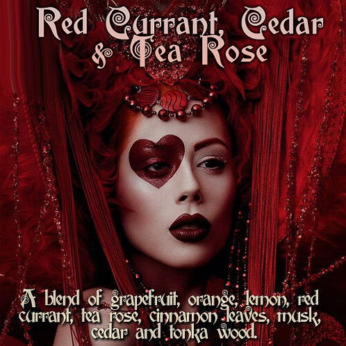 Red Currant, Cedar & Tea Rose Parfum