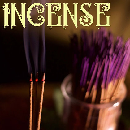 Chocolate Incense