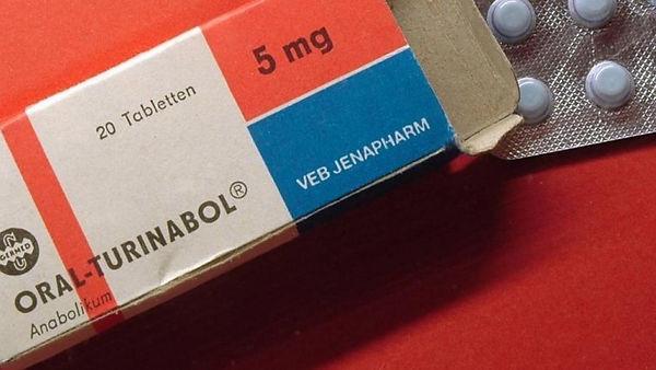 Anabolikum – Oral Turinabol (Tablettenpackung der VEB Jenapharm) (imago/Steinach)