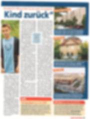 Zeitung Mach mal Pause,  Adoption, Wurzelsuche, Zwangsadoption DDR-Säuglingstod DDR