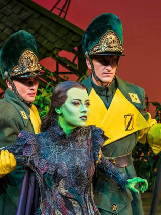 Elphaha in Wicked West End