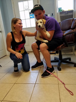 Chrissy adopted 0916