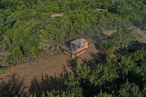 Land clearing in Austin