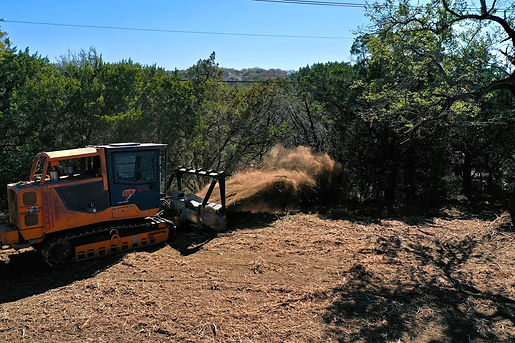 Land Clearing in Austin Texas