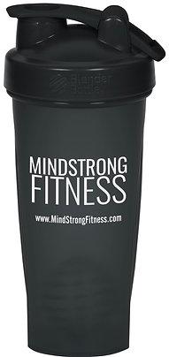 Official MindStrong Blender Bottle