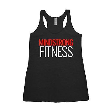 Limited Edition MindStrong Tank/T-Shirt: 10% To Charity