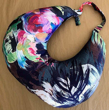 Arm and Neck Support Pillow: Colour Burst
