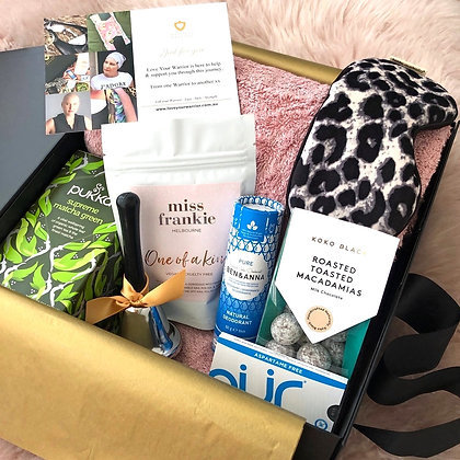 You've Got This Gift Box for Chemotherapy and Radiation without Hairloss