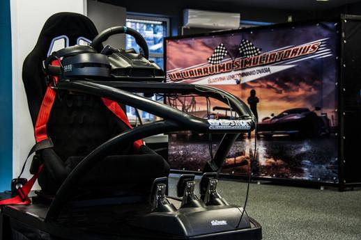 Virtualios realybės simuliatorius
