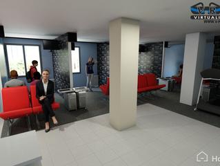 V-Rshop didžiausias LIETUVOJE virtualios realybės žaidimų kambarys