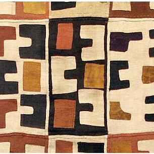 Kuba Textiles... I'm into it.