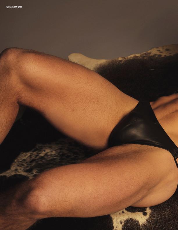 Desnudo Magazine James Yates