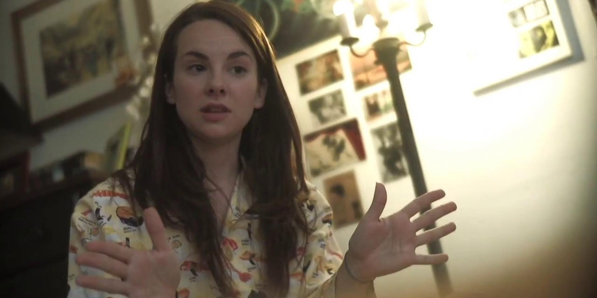 Elizabeth Godley's Comedy Acting Reel