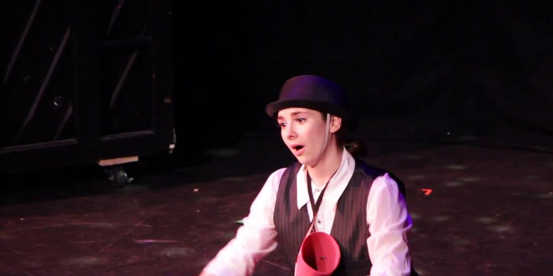 Nimrod: Clown- Comedy- Assistant- Love Bug- Silly