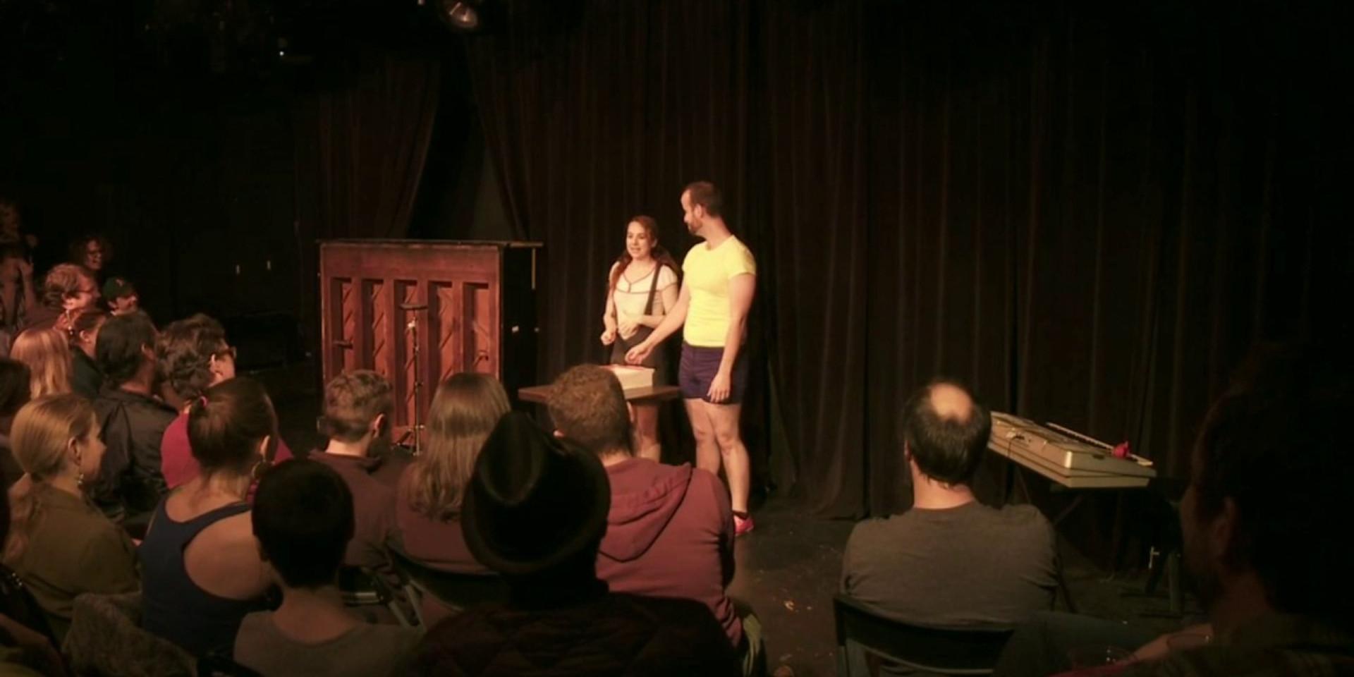 Spencer & Lil' Joel: Clown- Comedy- Best Friend- Chipmunk in your pocket