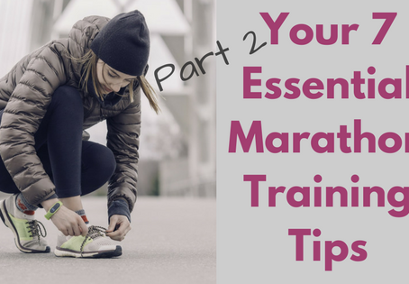 Tops Tips For Running Your First Marathon