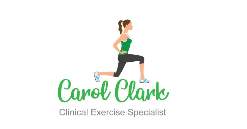 Carol Clark Clinical Exercise Specialist logo