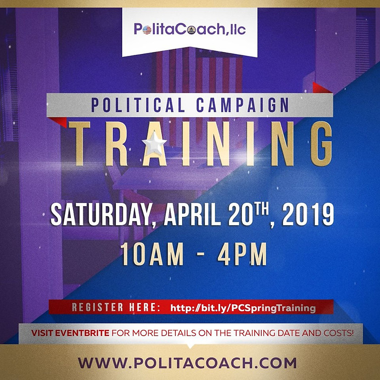Spring Political Training