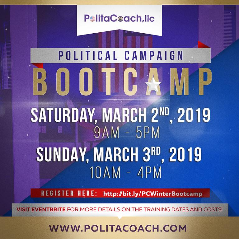 PolitaCoach Winter Bootcamp