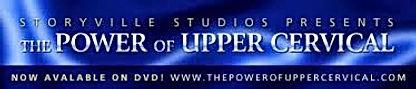 The Power of Upper Cervical banner l