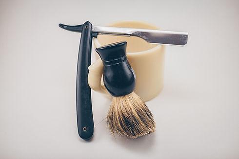 Straight Razor Shave