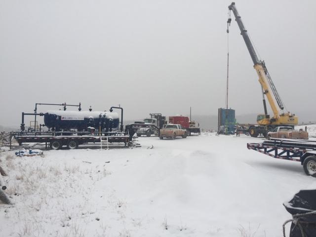 Cargo Truck Transport