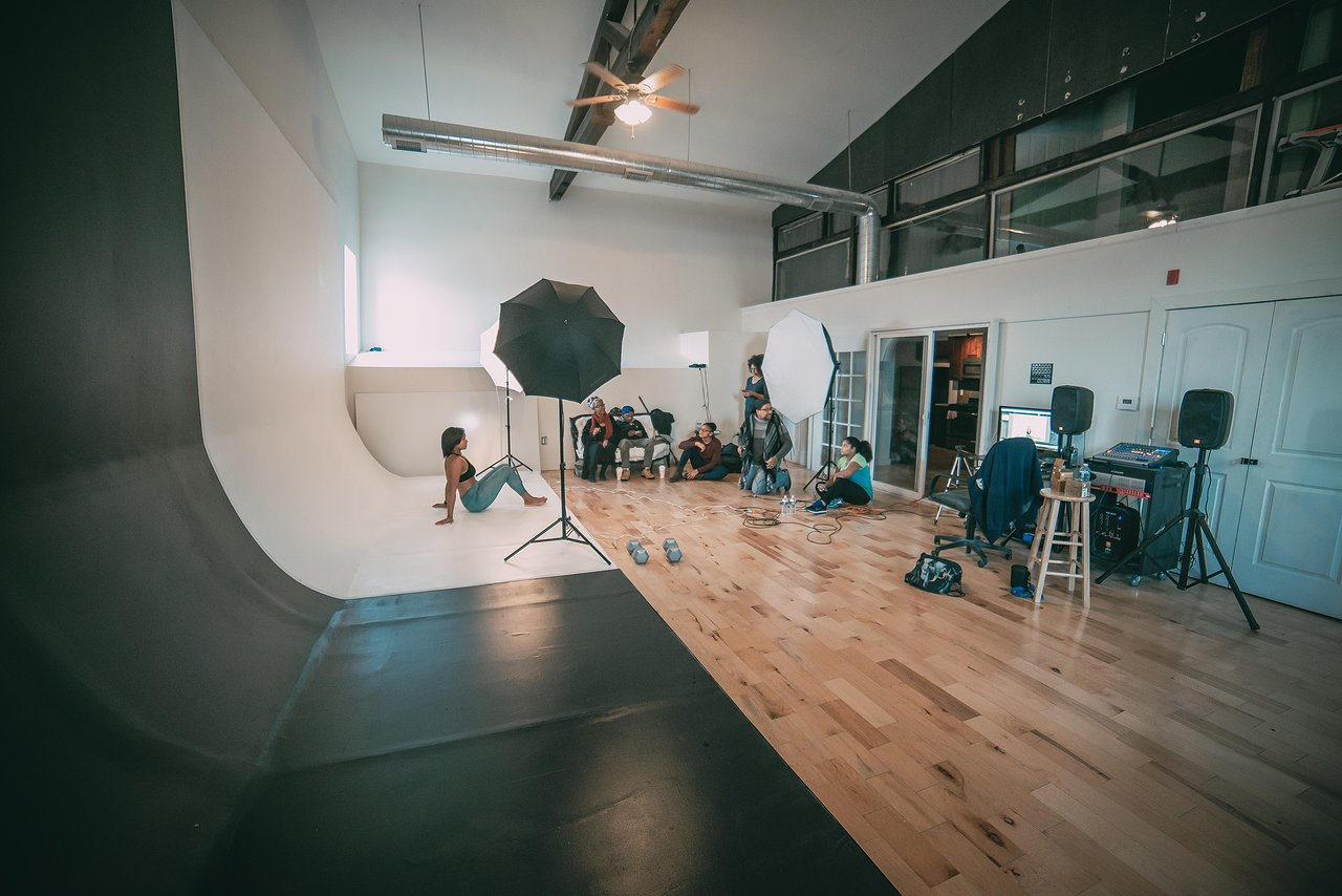 Photography Rental Space