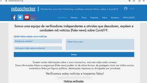 """Fact: """"Nobaschecker"""" aberto ao público para receber informações duvidosas para posterior verificação"""
