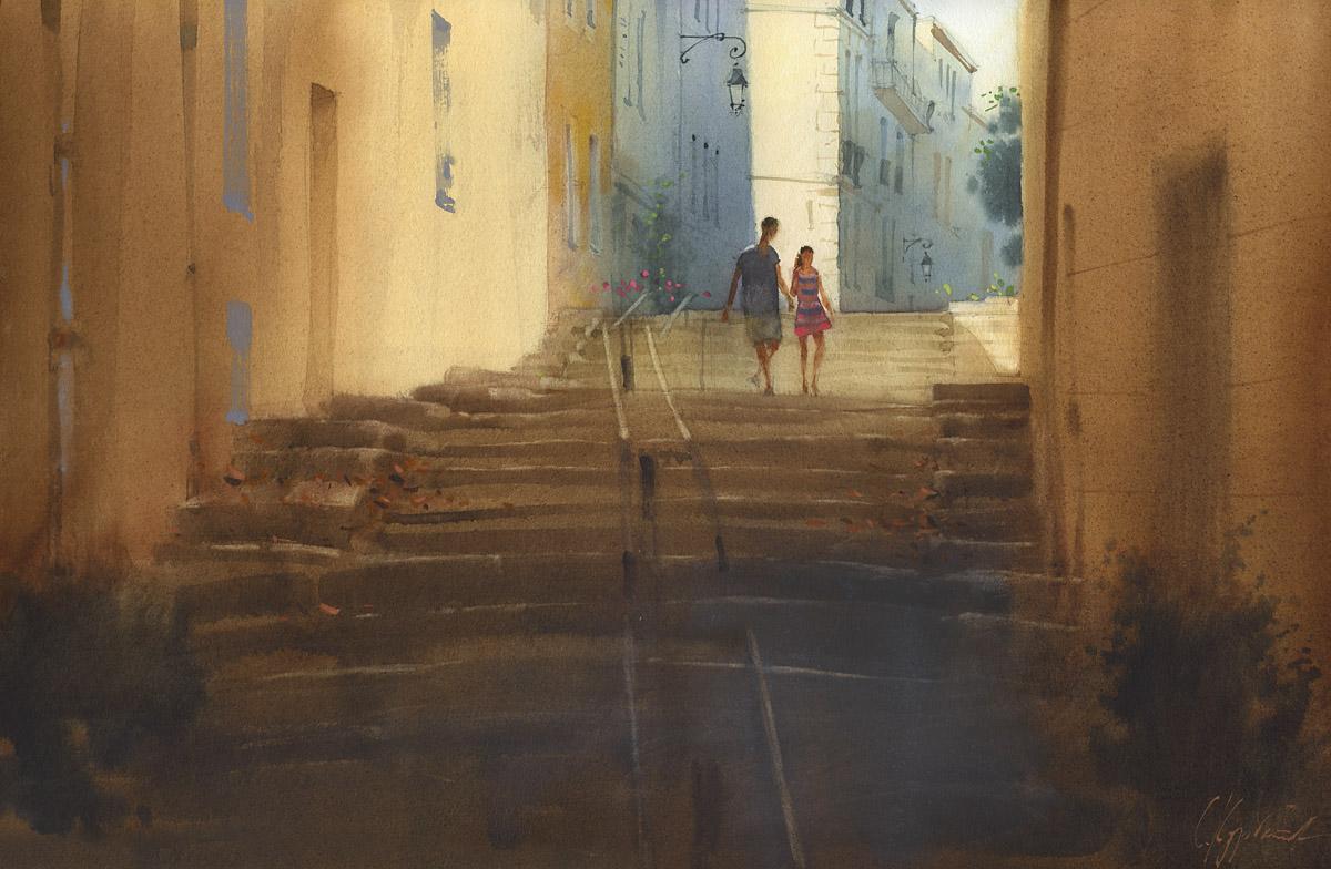 Марсельские каникулы