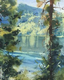 Teletskoe Lake